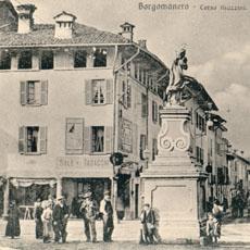 Fondo documentario Dialetto Borgomanerese
