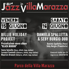 JAZZ IN VILLA MARAZZA