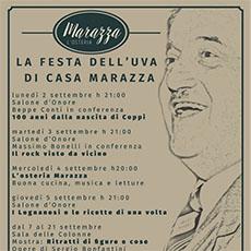 FESTA DELL'UVA DI CASA MARAZZA