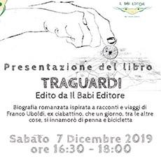 TRAGUARDI PRESENTAZIONE LIBRO