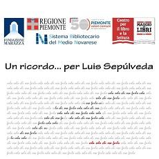Un ricordo… per Luis Sepúlveda