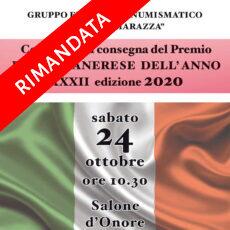 RIMANDATO – PREMIO BORGOMANERESE DELL'ANNO