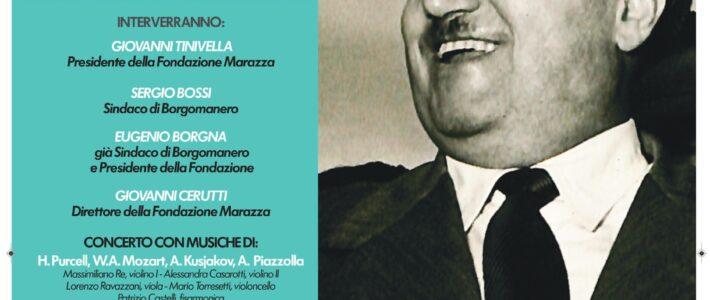 50° anniversario della Fondazione Marazza
