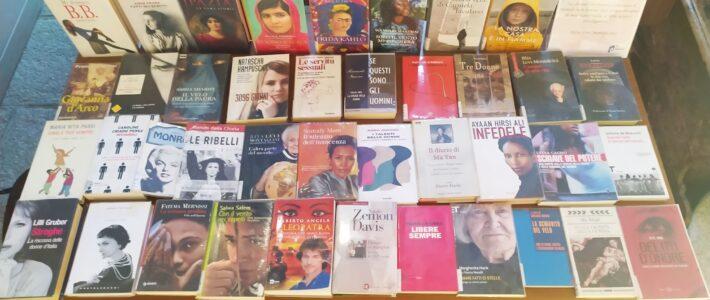 Consigli di lettura: 8 marzo