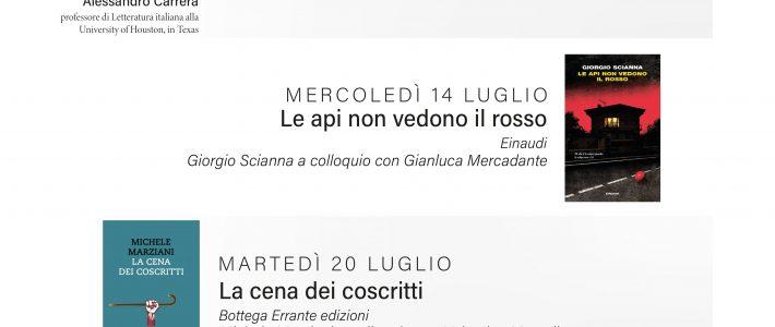 La corte dei libri – Alessandro Carrera