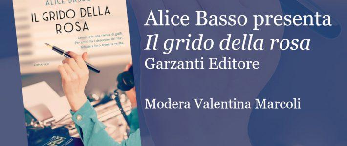 Alice Basso – Il grido della rosa
